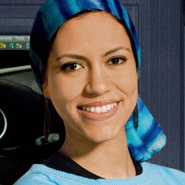 Dr.-Ing. Heba Aguib (Foto: E.ON Bayern)